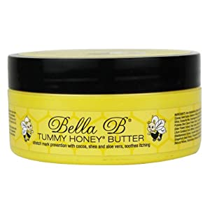 Bella B Tummy Honey Butter - 4 oz