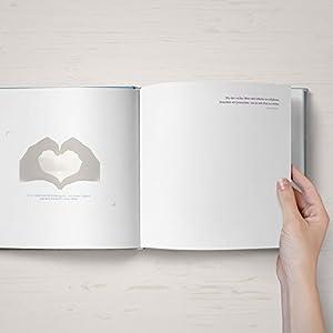 """""""Unsere Hochzeitsreise"""" - Reisetagebuch für die Flitterwochen als Hochzeitsgeschenk"""