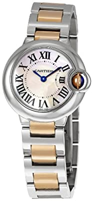 Cartier Women's W6920034 Ballon Bleu de Cartier Small Two-Tone Watch