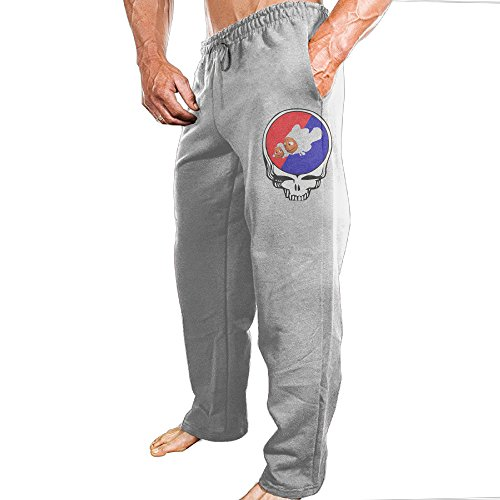 Kula Fishes In Skull Men Sweatpants Ash M (Shark Tank Sleep Mask compare prices)
