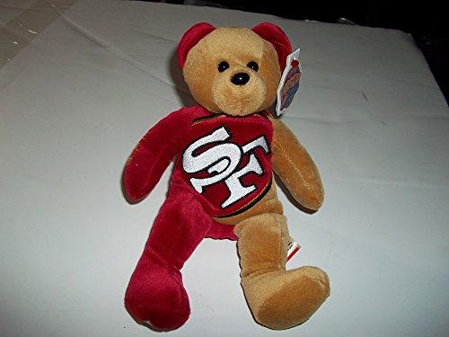 49ers Teddy Bear, San Francisco 49ers Teddy Bear, 49ers Teddy ...