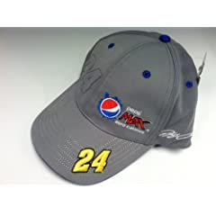 JEFF GORDON #24 2013 PEPSI DUAL THREAT HAT S M by NASCAR