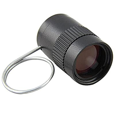 YINGNEW Spy Handheld Monocular Telescope Spotting Scope with Ring Water Resistance from YINGNEW