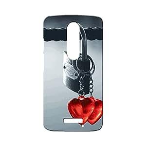 BLUEDIO Designer Printed Back case cover for Motorola Moto X3 (3rd Generation) - G6859