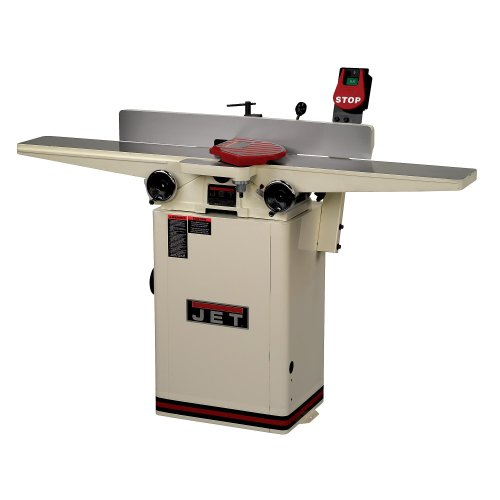 Learn More About JET - JJ-6HHDX 6-Inch Long Bed Helical Head Jointer