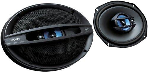 Sony XSF6937SE 3-Wege-Auto-Lautsprecher (16x24