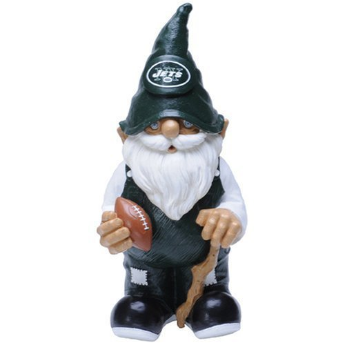 NFL New York Jets Garden Gnome at Amazon.com