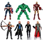 "The Avengers 7"" Captain America Wolve..."