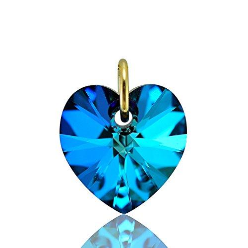 jewellery-joia-9k-375-oro-giallo-cuore-cangiante-blu-cristallo