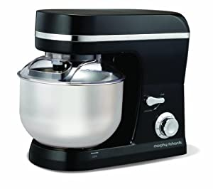 Morphy Richards Accents 400005 Stand Mixer - Black