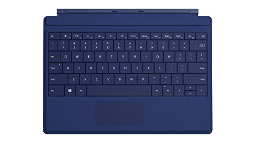 Microsoft Surface 3 Type Cover SC English US/Canada Hdwr, Blue (A7Z-00003)