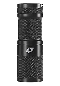 FOURSEVENS Mini 123/ML Black Finish / Cool White LED G2; 1XCR123A; 216 Lumens