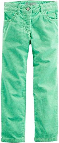 Carter's Baby Girl Slim Stretch Corduroy Green Pants 3t