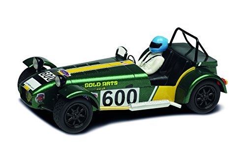 Scalextric Caterham 7 Slot Car (1:32 Scale)