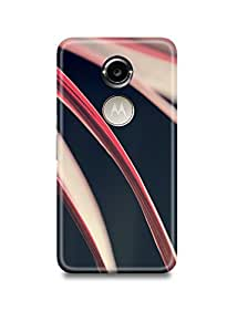Abstract Lines Moto X2 Case