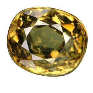 1.03 Ct. Best Green Russian Demantoid Garnet Gems