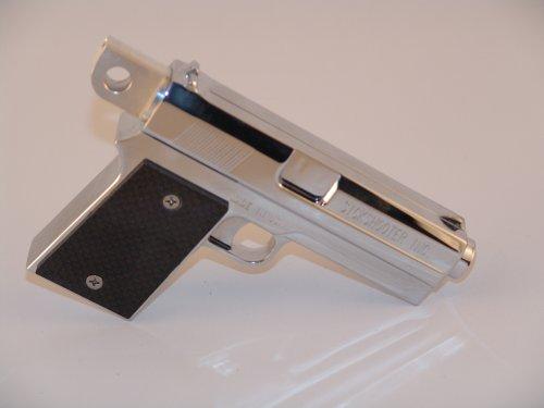 Sickshooter .45 Caliber Gun Foot Pegs (SuperChrome)