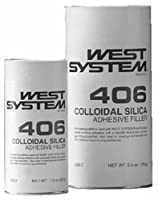 406-2 1.7oz Colloidal Silica Epoxy Additive from WEST SYSTEM