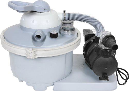 Intex 1/2 Horsepower Sand Filter System Pool Pump