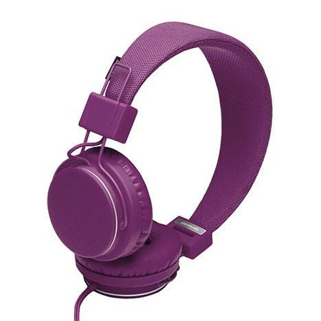 Urbanears Plattan Headphones - Grape