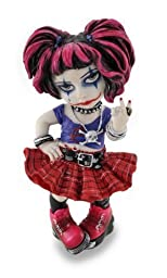 6 Inch Cosplay Kids Punk Girl Gothic Decor Statue Figurine Figure Skull by Verones