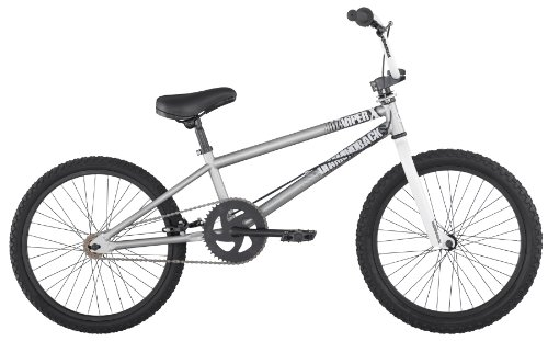 Diamondback 2012 Viper X BMX Bike (Grey, 20-Inch)
