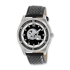 Mens NFL Oakland Raiders Championship Watch by 14k co.