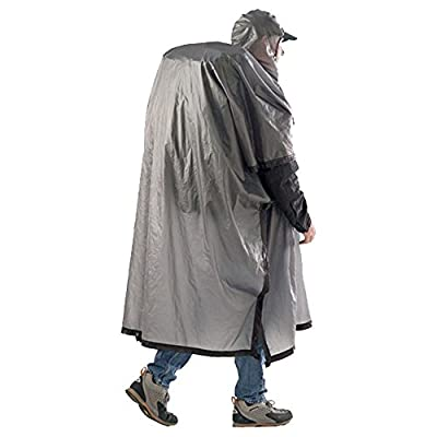 Sea to Summit Ultra-Sil Tarp Poncho Größe One Size grey