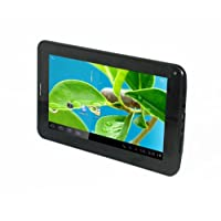 Datawind Ubislate 7C+ Edge Tablet (WiFi, 3G via Dongle, Voice Calling)