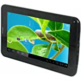 Datawind 7C+ Tablet (7 inch, 4GB, Wi-Fi+ Voice Calling), Black