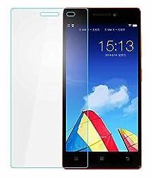 PrixCracker 2.5D Curved Edge 9H Hardness Premium Tempered Glass For Lenovo Vibe X2