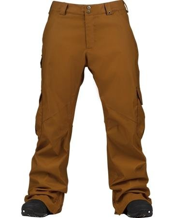 Burton Cargo Tall Pant - Color:True Penny - Talla:S - 2014