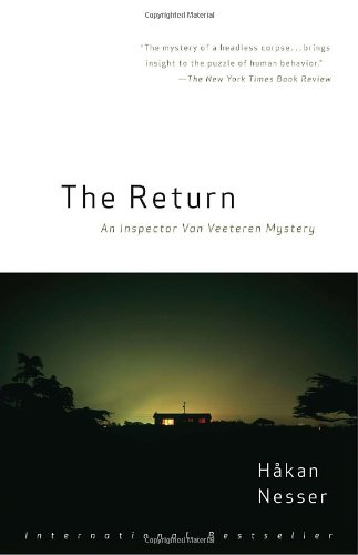 The Return: An Inspector Van Veeteren Mystery (Vintage Crime/Black Lizard)