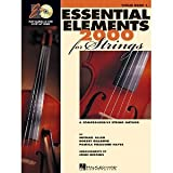 img - for Essential Elements 2000 for Strings: Book 1 with CD-ROM (Violin) [Paperback] [2002] 2012 Ed. Michael Allen, Robert Gillespie, Pamela Tellejohn Hayes, John Higgins book / textbook / text book