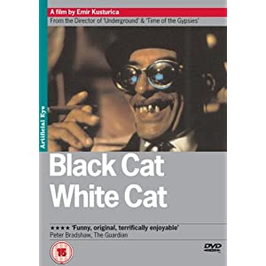 Black Cat, White Cat [1998] [DVD]