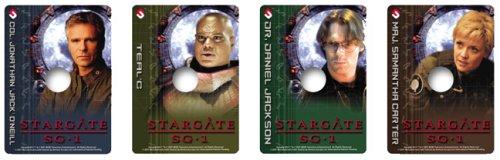 Stargate SG-1 (4 Cd Set)