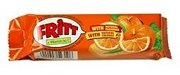 Fritt Orange Chewy Candy Sticks ( 5 stick pack)