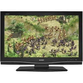 Sharp AQUOS LC-37GP1U - 37 1080p LCD HDTV By Sharp - HDTV