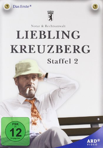 Liebling Kreuzberg - Staffel 2 [4 DVDs]