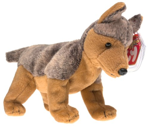 TY Beanie Baby - SARGE the German Shephard Dog - 1