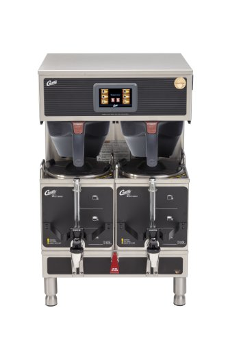 Wilbur Curtis G4 Gemini Twin Coffee Brewer,1.5 Gal. - Commercial Coffee Brewer  - G4GEMT10A1000 (Each)