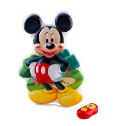 [Best price] Kids&#039 - Uncle Milton Wall Friends  Mickey Mouse, Talking Room Light - toys-games