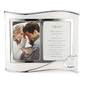 Lenox Forevermore Silverplated Invitation Frame