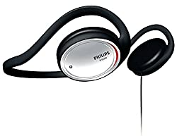 Philips SHS390 On-Ear Stereo Headphone (Black)