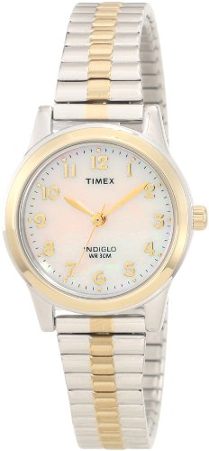 Timex Ladies Core Expedition Watch With Two Tone Dial - T2M828PF