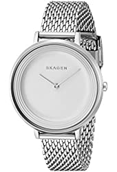 Skagen Women's SKW2332 Analog Display Analog Quartz Silver Watch