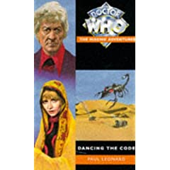 Dancing the Code (Doctor Who-the Missing Adventures Series) by Paul Leonard