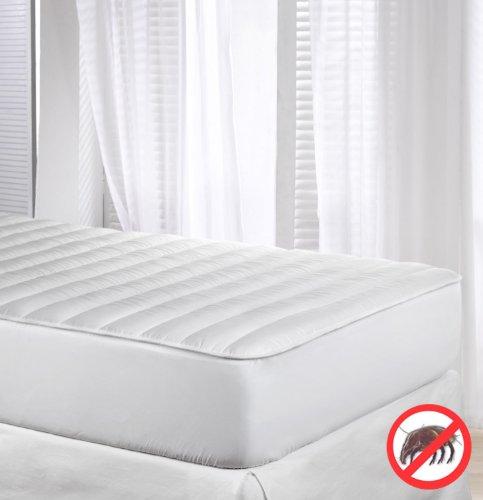 velfont gepolsterte anti milben matratzenauflage zum wenden verf gbar in verschiedenen. Black Bedroom Furniture Sets. Home Design Ideas