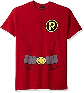 DC Comics Men's Batman Robin Uniform T-Shirt at Gotham City Store