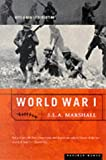 World War I (0618056866) by Marshall, S. L. A.